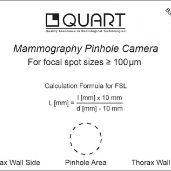 MAM Pinhole Camera