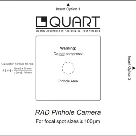 Quart RAD Pinhole Camera